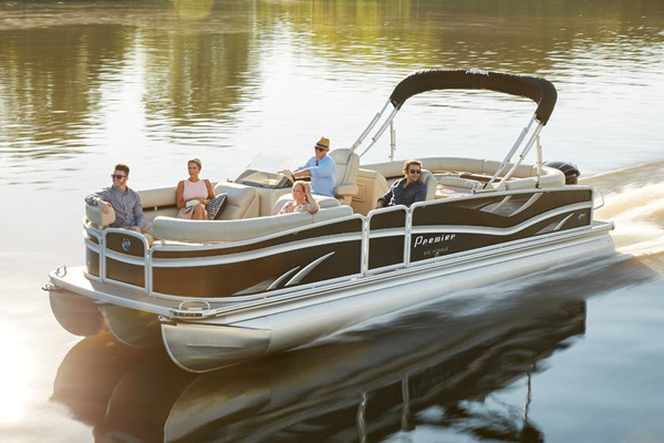 New Premier 250 Intrigue RF Pontoon Boat For Sale