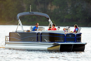 New Premier 250 SunSation RF Pontoon Boat For Sale