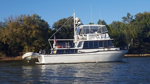 Used Californian 42 LRC Aft Cabin Boat For Sale