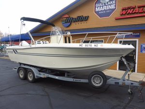 Used Winner 2280 CC Center Console Fishing Boat For Sale