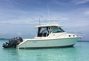 Used Pursuit Offshore Cruiser Boat For Sale