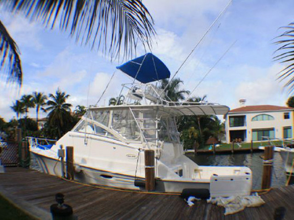 Used Ocean Yachts Sport Fisherman Cruiser Boat For Sale