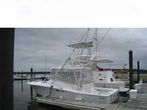 Used Luhrs 320 Cruiser Boat For Sale
