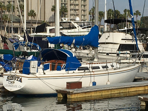 Used Catalina 36 Sloop Sailboat For Sale