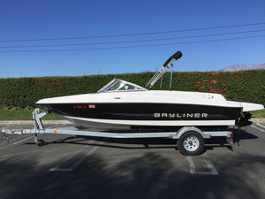 Used Bayliner 175 BR Runabout Boat For Sale