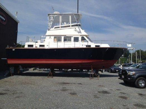 Used Albin 40 North Sea Cutter Motor Yacht For Sale