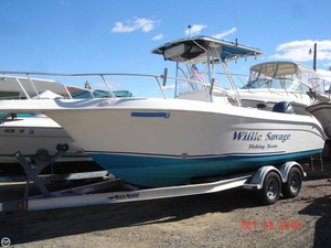 Used Cobia 224 Center Console Center Console Fishing Boat For Sale