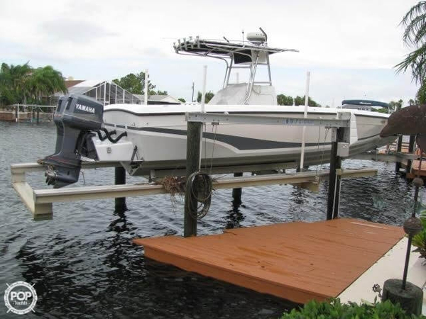 Used Baja 280 Center Console Fishing Boat For Sale