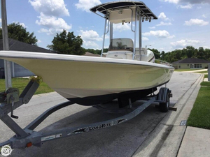Used Key West 216 Bay Reef Bay Boat For Sale