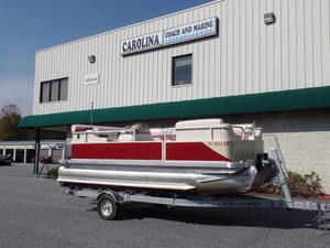Used Aloha Tropical 178 Pontoon Boat For Sale