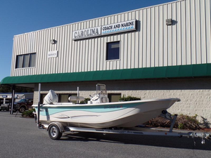 Used Carolina Skiff 218 DLV Center Console Fishing Boat For Sale