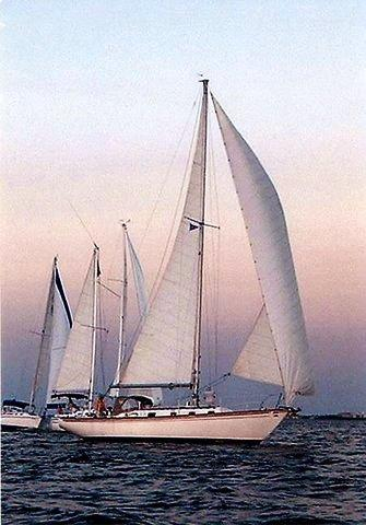 Used Morgan Yachts 41 Custom CB Yawl Antique and Classic Boat For Sale