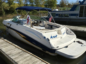 Used Chaparral 265SSi Cuddy Cabin Boat For Sale