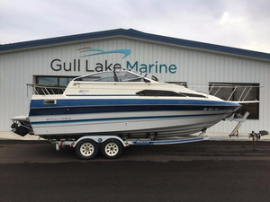 Used Bayliner Ciera 2455 Sunbridge Cuddy Cabin Boat For Sale