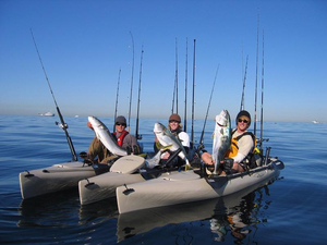 New Hobie Cat Mirage Revolution 13 Kayak Boat For Sale