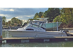 Used Grady White 30 Marlin Walkaround Fishing Boat For Sale