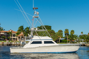 Used Jim Smith Sports Fishing Boat For Sale