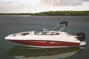New Sea Ray 240 Sundeck Outboard Bowrider Boat For Sale