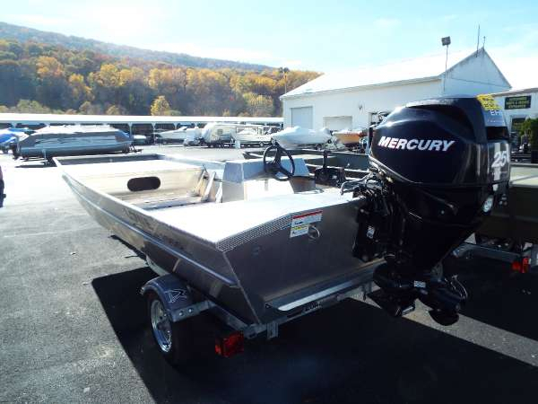 New Lowe Roughneck 1655 SW Jon Boat For Sale
