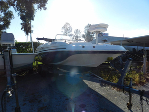Used Hurricane 211 Fun Deck Boat For Sale