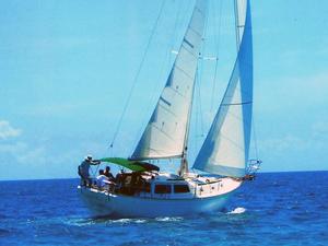 Used Islander Freeport 38 Cruiser Boat For Sale