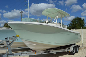 New Cobia Boats 220CC Center Console Fishing Boat For Sale