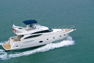 Used Allmand 60 Yacht Motor Yacht For Sale