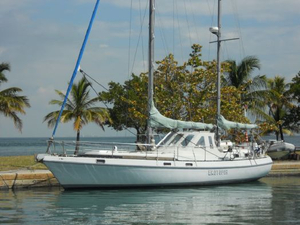 Used Morgan Yachts Custom Cc Pilothouse Cruiser Sailboat For Sale