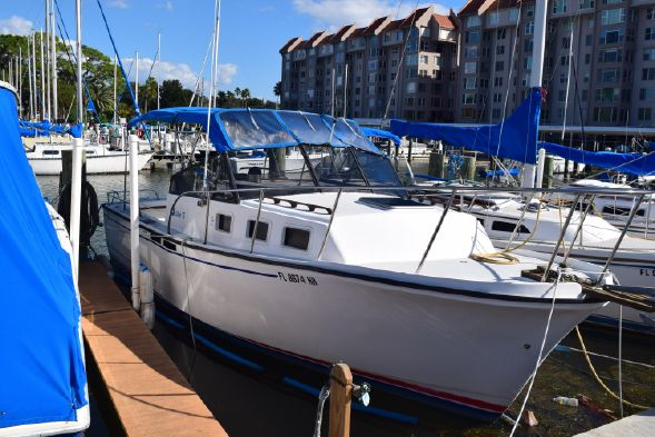 Used Albin 27 Sport Sports Fishing Boat For Sale