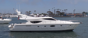 Used Ferretti 550 Pilothouse Boat For Sale