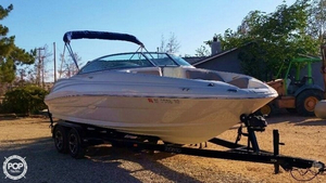 Used Sea Ray 220 Sundeck Bowrider Boat For Sale