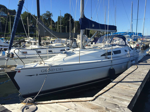 Used Jeanneau Sun Odyssey Cutter Sailboat For Sale