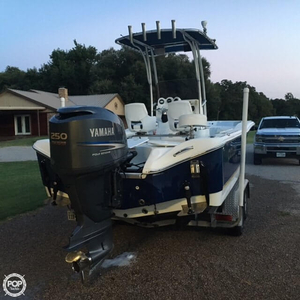 Used Polar 2310 Bay Center Console Fishing Boat For Sale