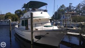 Used Fu Hwa 38 Trawler Boat For Sale
