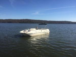 Used Rinker Flotilla 24 DB Deck Boat For Sale
