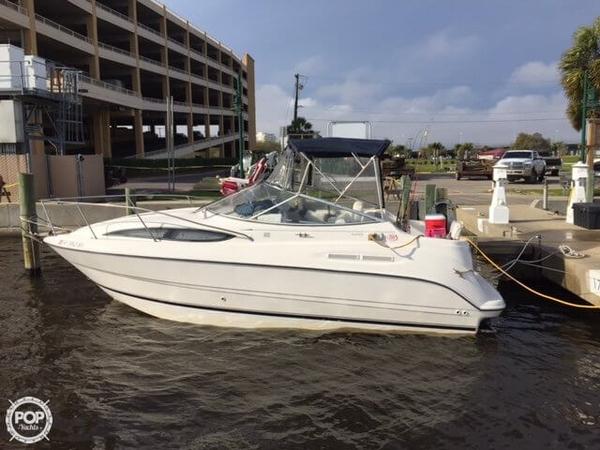 Used Bayliner Ciera 2455 Sunbridge Express Cruiser Boat For Sale