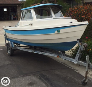 Used C-Dory 16 Pilothouse Boat For Sale