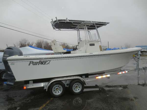 New Parker Boats 2300 SPECIAL EDITION Center Console Fishing Boat For Sale