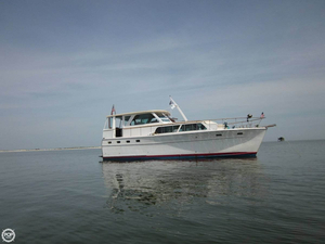 Used Egg Harbor 43 MY Aft Cabin Boat For Sale