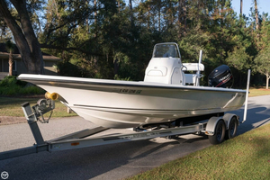 Used Key West Bay Reef 230 Center Console Fishing Boat For Sale