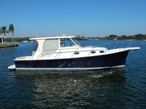 Used Mainship 31 Pilot Downeast Fishing Boat For Sale