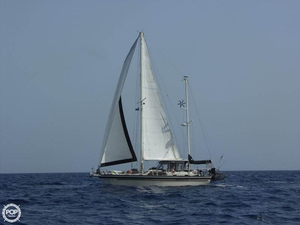 Used Stamas 44 Racer and Cruiser Sailboat For Sale