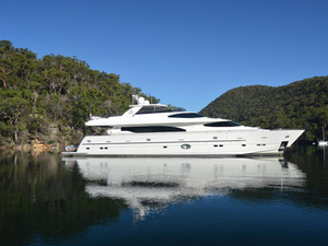 Used Horizon RP 97 Motor Yacht For Sale