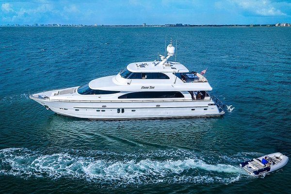 Used Horizon Sky Lounge Motor Yacht Motor Yacht For Sale