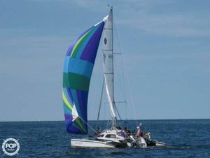 Used Performance Cruising Telstar 28 Cruiser Sailboat For Sale