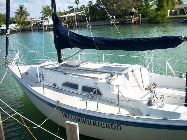Used Ericson 30 Plus Sloop Sailboat For Sale