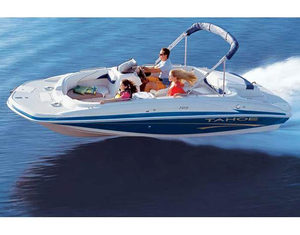 Used Tahoe 195 IO Bowrider Boat For Sale