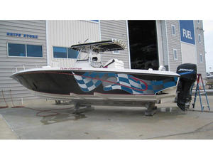 Used Fountain TE Center Console Fishing Boat For Sale