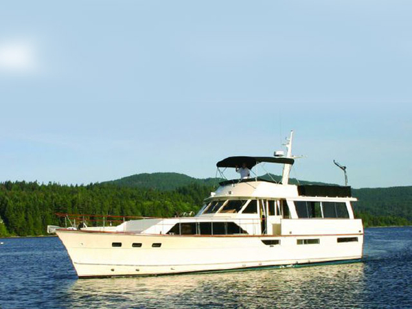 Used Pacemaker Aft Cabin Boat For Sale