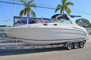 Used Monterey 282 Cruiser Aft Cabin Boat For Sale